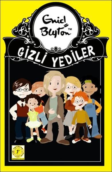 Enid Blyton, Alp Özalp (Editör) - Gizli Yediler