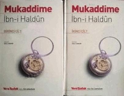İbn-i Haldun - Mukaddime